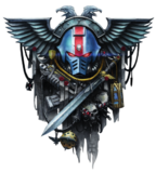 8e SM Space Marines Icon