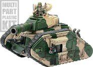 Imperial guard leman russ battle tank 2