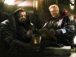 Inquisitor and Interrogator