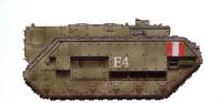 Trojan of the 9th Dnieper Tank Corp