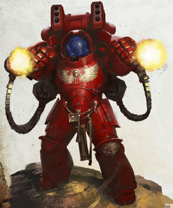 Blood Angels | Warhammer 40k | FANDOM powered by Wikia