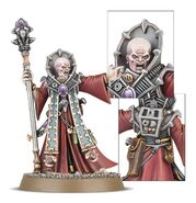 Genestealer Cults - Broodcoven (5), Cult Magus