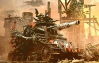 Goffs Kill Krusha Hvy Tank Kastorel-Novem