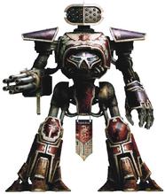 Legio Vulpa Reaver Titan