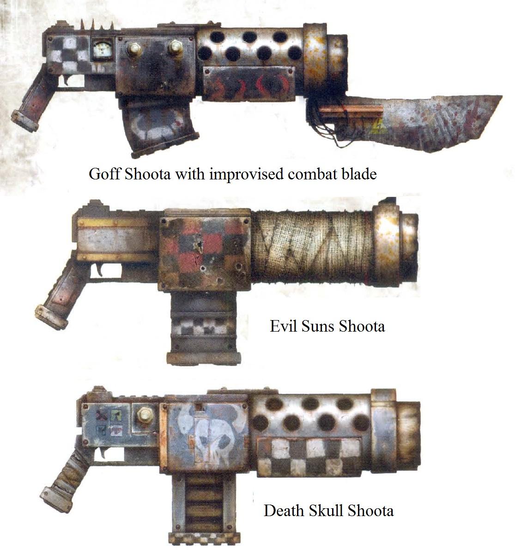Shoota Warhammer 40k Fandom Powered By Wikia