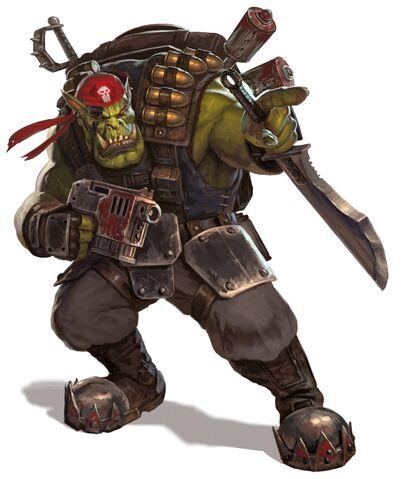File:Blood axe klan kommando by diegogisbertllorens.jpg