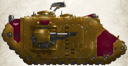 Custodian Relic Land Raider