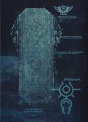 Necron artifact