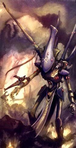 Eldar Wraithlord 3
