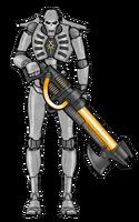 Mephrit Warrior