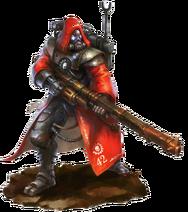 Skitarii Soldier