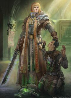 Ordo Xenos Inquisitor