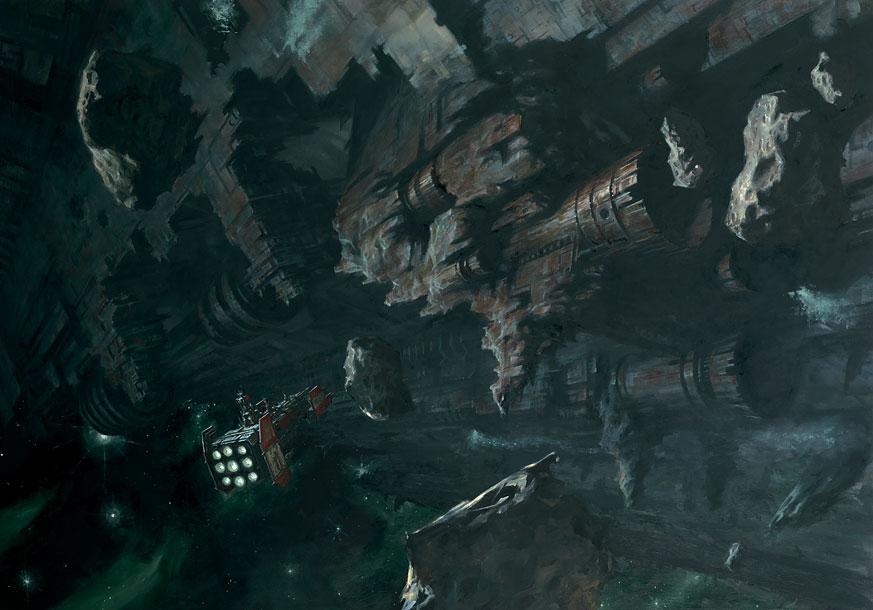 Space Hulk Warhammer 40k Fandom Powered By Wikia