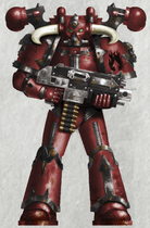 Company Misery Heretic Astartes