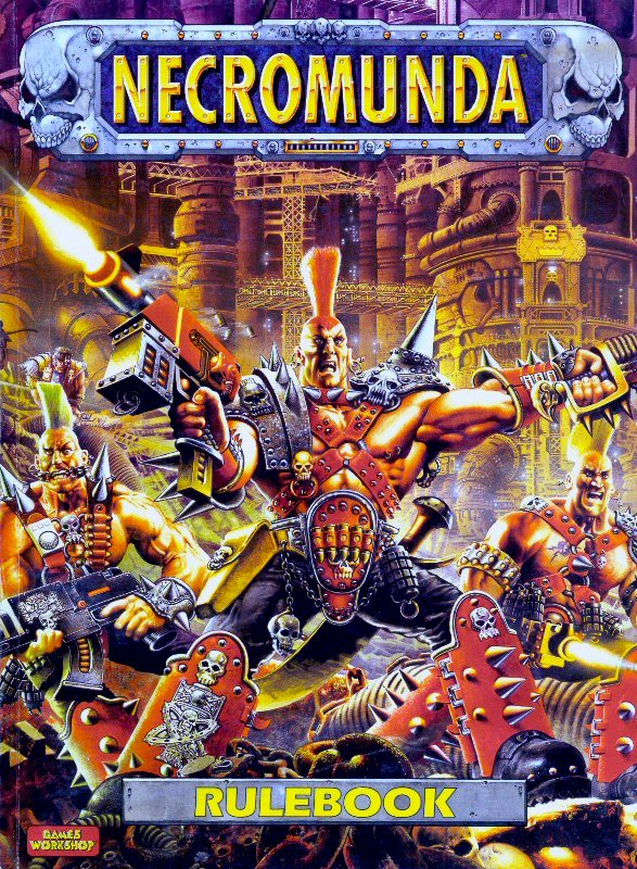 Necromunda Game Warhammer 40k Fandom Powered By Wikia