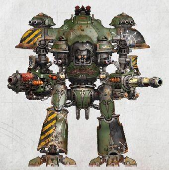 Chaos Knights | Warhammer 40k | Fandom