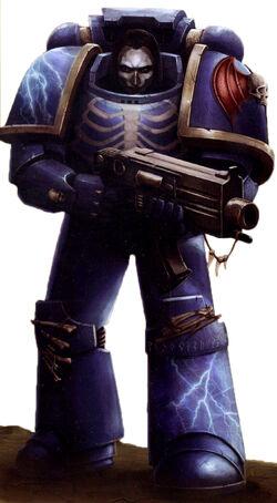NL Legionary Terror Squad
