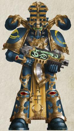 Thralls Magnus Heretic Astartes