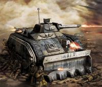 Warhammer 40000 химера