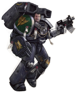 Dark Angel DW Assault Marine2