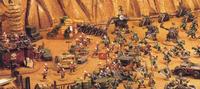 Praetorians vs. Orks