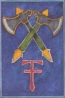 Warlord Identification Mark