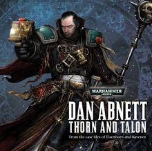 'Thorn and Talon' Audio Cover