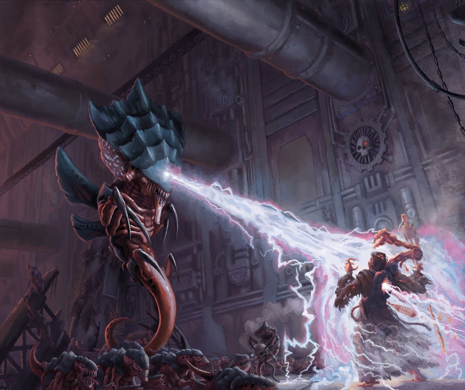 Zoanthrope | Warhammer 40k Wiki | Fandom
