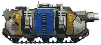 AC Vindicator Siege Tank
