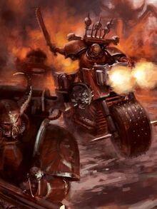 Chaos Biker 2