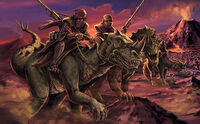Gantor Rough Riders