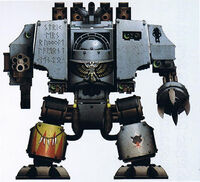 Mk IV Dred Brother Warclaw