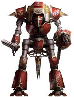Vornherr Cerastus Knight-Castigator