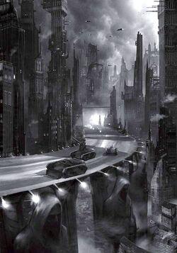 Armoured Patrol Hive City