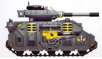 Storm Warriors' Predator Destructor