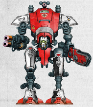 Warglaive Red Jackal Taranis