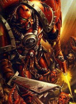 Blood Angel MKV Armor
