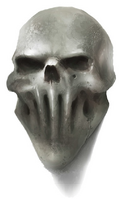Death Jester Mask