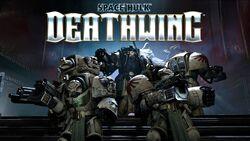 Space Hulk Deathwing Art