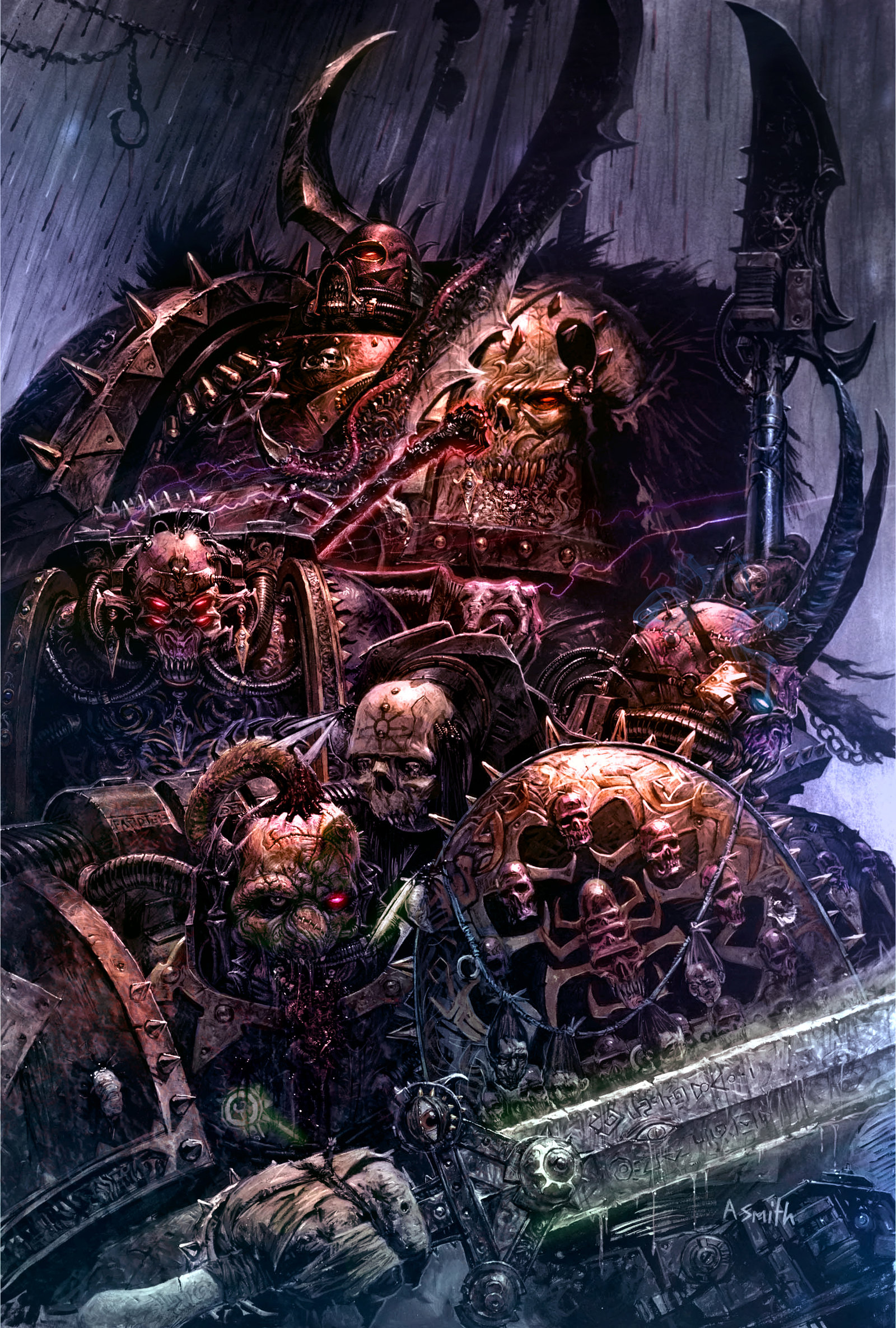 Chosen of Abaddon | Warhammer 40k | FANDOM powered by Wikia