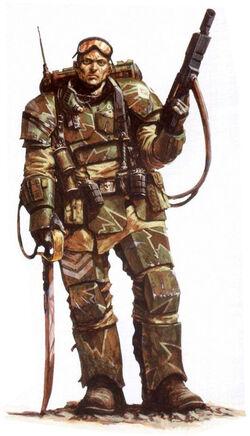 Karskin Grenadier Sergeant