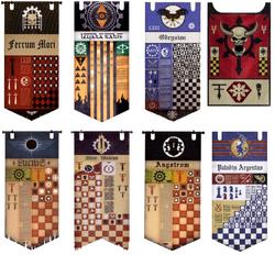 Legio Titanicus Banners