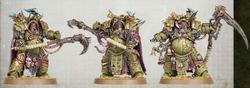 Deathshourd Chaos Termi Models