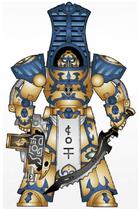 Blades of Magnus Sekhmet 1