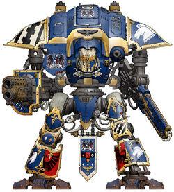 Knight Errant Voltoris Undaunted