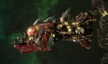 Ork Savage Gunship