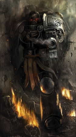 Deathwatch Watch-Captain