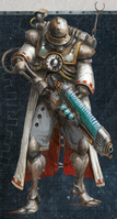 Metalica Skitarii Ranger