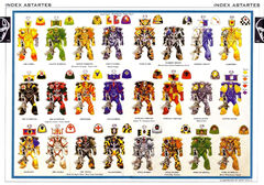 Badab War Original Colours 2