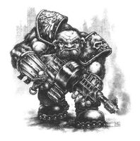Ogryn (Old Retro Art)